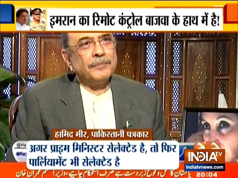 Special Report: Asif Ali Zardari's interview taken off air from Pakistani TV channel