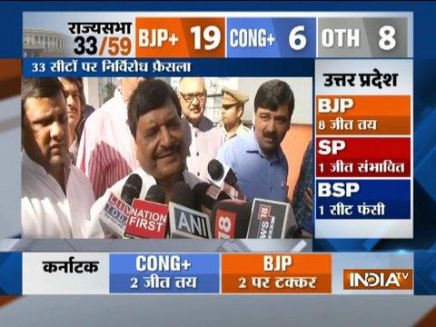 Rajya Sabha Elections 2018: राज्यसभा की 26 सीटों के लिए वोटिंग शुरू