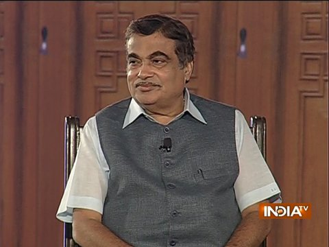 Rahul Gandhi's statements won't affect BJP in 2019: Nitin Gadkari in Aap Ki Adalat (Promo)