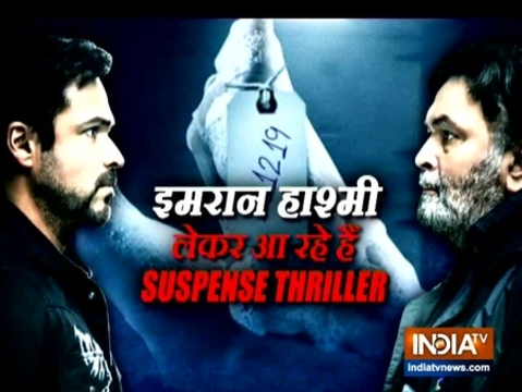 Emraan Hashmi opens up on suspense thriller The Body