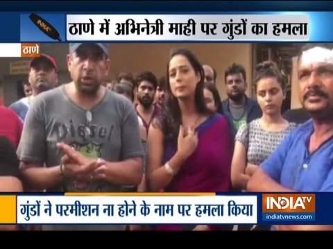मुंबई: गुंडों ने वेब सीरीज के कलाकारों पर किया हमला