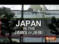 Two dead, over dozens injured as typhoon Jebi wreaks havoc in Japan