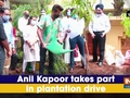 Anil Kapoor takes part in plantation drive