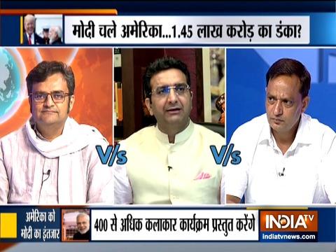 Kurukshetra: Debate on Rahul Gandhi's jibe at govt's tax booster