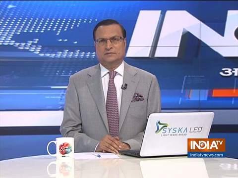 आज की बात रजत शर्मा के साथ |1 अगस्त, 2019