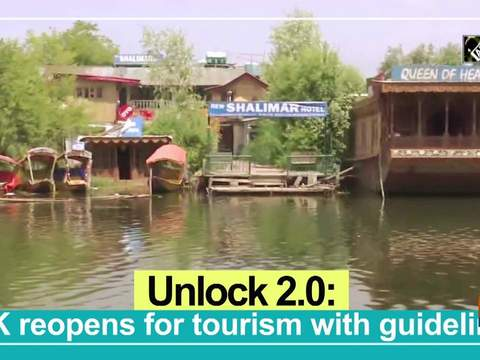 Unlock 2.0: JK reopens for tourism with guidelines