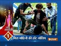 Mohit Malik gets injured while shooting for action scene in Kulfi Kumar Bajeywala