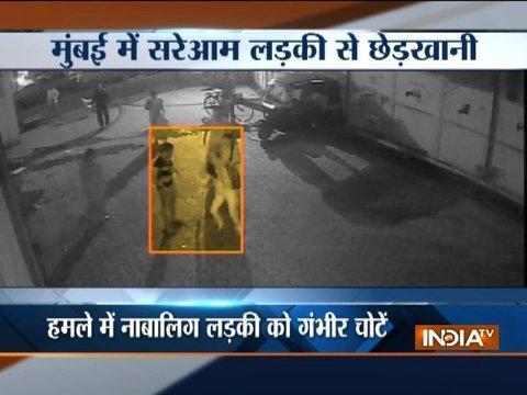 Minor girl thrashed for objecting eve-teasing in Mumbai