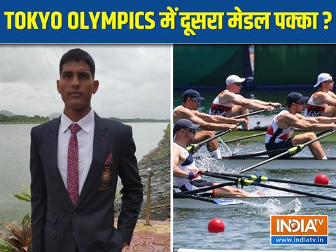 क्रिकेट के प्रति उत्साही अरविंद सिंह ने टोक्यो ओलंपिक में रोइंग में भारत का प्रतिनिधित्व कैसे किया?