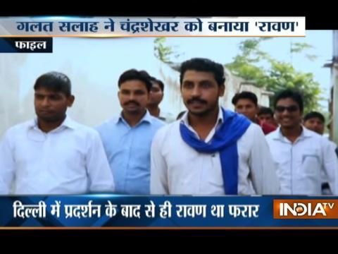 Saharanpur Violence: Bhim Army chief Chandrashekhar held in Dalhousie