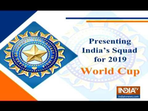 World Cup 2019: भारतीय टीम का हुआ ऐलान, कार्तिक और विजय को मिला मौका