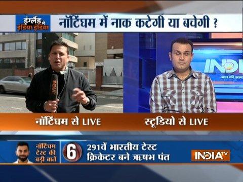 इंडिया टीवी से बोले सहवाग, अगर विराट जल्दी आउट हो गए तो टीम इंडिया पहले दिन टिक नहीं पाएगी
