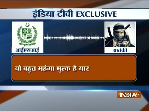 Audio conversation between suspected ISI Agent and terrorist in Nepal recovered
