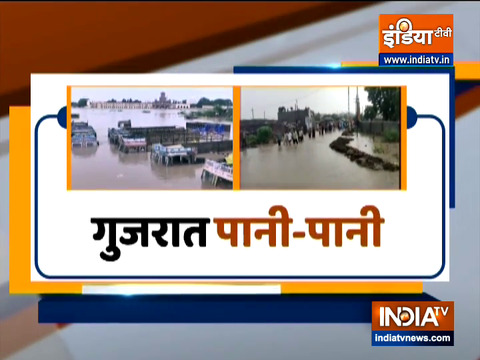 राजकोट, जामनगर में बाढ़ जैसे हालात; 10 लोगों की मौत