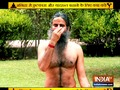 Suffering from insomnia? Swami Ramdev suggests effective Yoga asanas