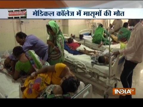 Randeep Surjewala seeks answer from CM Adityanath over children deaths in BRD hospital