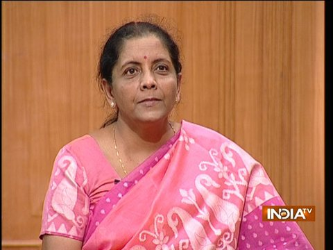 Nirmala Sitharaman in Aap Ki Adalat: 'Heads of Pak soldiers are being cut off, but not being displayed'