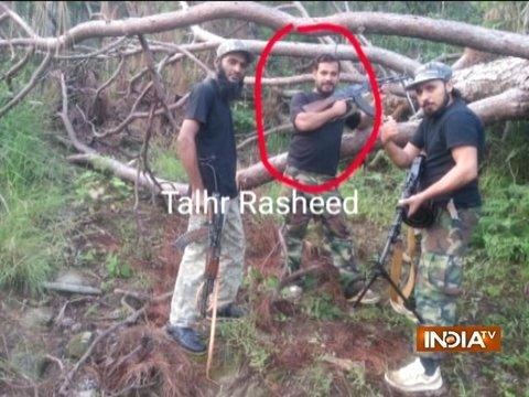 Pulwama Encounter: This how Indian army shot-down Masood Azhar's nephew Talha Rashid