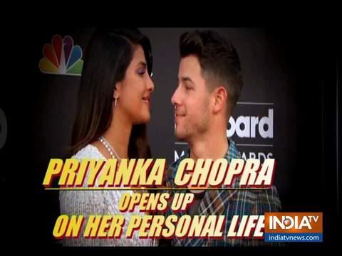 प्रियंका चोपड़ा- निक जोनस एक दूसरे की सीक्रेट्स का रखते हैं ख्याल