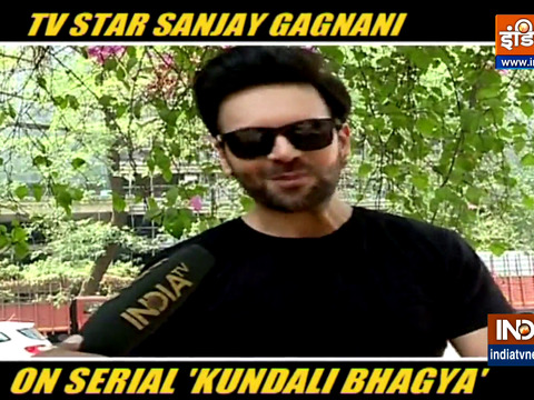 Actor Sanjay Gagnani talks about his show Kundali Bhagya