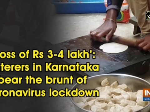 'Loss of Rs 3-4 lakh': Caterers in Karnataka bear the brunt of coronavirus lockdown