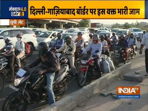 Kurukshetra | Delhi-Ghaziabad border sealed once again; watch other major news