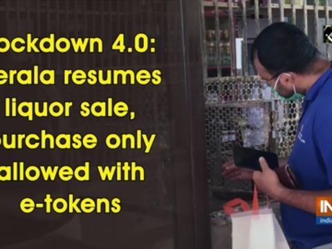 COVID: Kerala resumes liquor sale, purchase only allowed with e-tokens