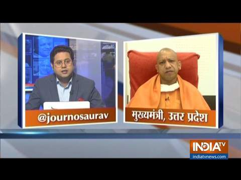 Farmers in Uttar Pradesh are in favour of the new laws: Yogi Adityanath