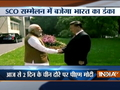 PM Modi to hold Xi Jinping at sidelines of SCO Summit today