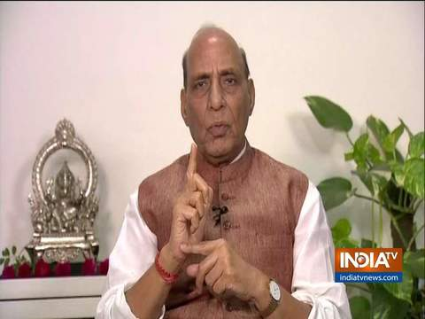 India will not be afraid to retaliate if any country will try to attack, says Rajnath Singh