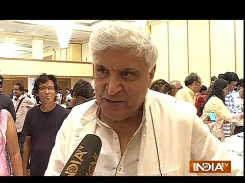 Javed Akhtar, chairman of IPRS, distributes Rs 13 crore royalty to musicians