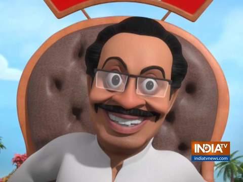 OMG: Maharashtra political drama finally unfolds