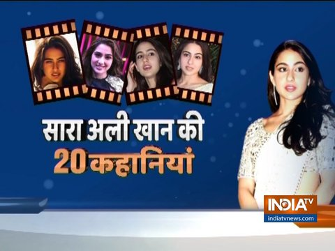 20 Stories| After Kedarnath, Sara Ali Khan wins heart with her performance in Simmba