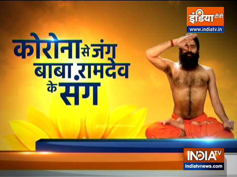 Do this yoga daily to lose weight, know other remedies from Swami Ramdev