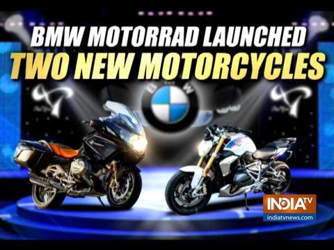 BMW Motorrad launches 2 new bikes; price starts at Rs 15.95 lakh