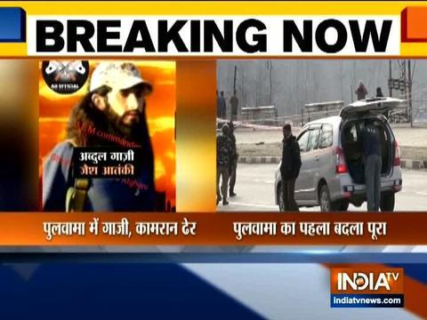 पुलवामा हमले के मास्टरमाइंड गाज़ी और कमांडर कामरान को आर्मी ने ढेर किया, औपचारिक पुष्टि बाकी