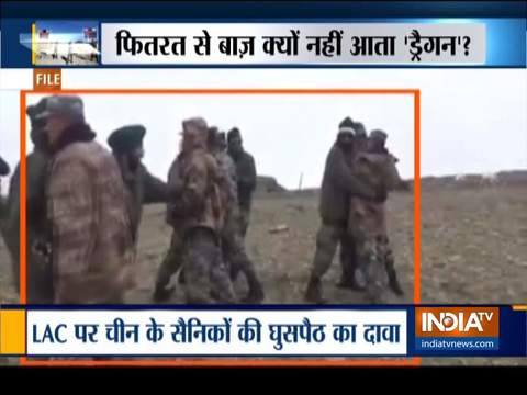 भारतीय सेना ने लद्दाख में चीनी घुसपैठ की खबरों को खारिज किया, कहा एलएसी की दूसरी ओर थे चीनी सैनिक