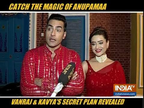 Vanraj left confused between Anupamaa and Kavya