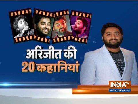 20 interesting stories of Singer Arijit Singh