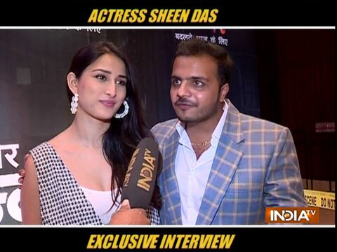 Jurm Aur Jazbaat: Actress Sheena Das exclusive interview on her new show