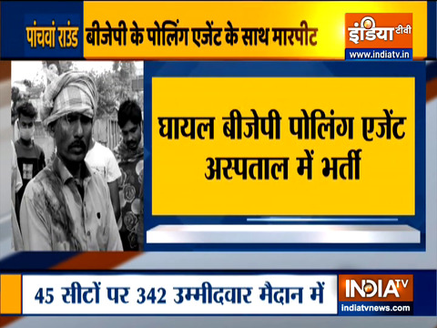 बंगाल पोल 2021 | भाजपा पोलिंग एजेंट को बर्धमान में टीएमसी कार्यकर्ताओं द्वारा कथित रूप से पीटा गया