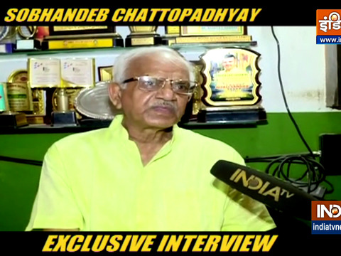 Have been a boxer, mountaineer...know how to play tough games: TMC's Sobhandeb Chattopadhyay