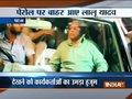 Lalu Yadav arrives in Patna for attending son Tej Pratap's wedding