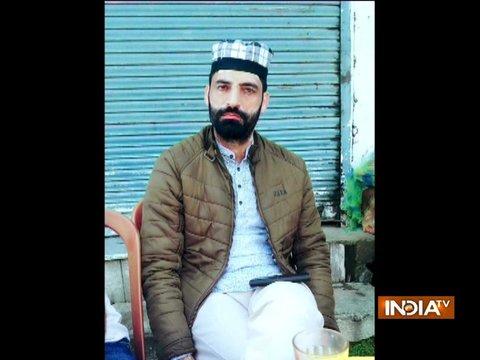 जम्मू-कश्मीर: पुलवामा में आतंकियों ने की बीजेपी कार्यकर्ता शाबिर अहमद की हत्या
