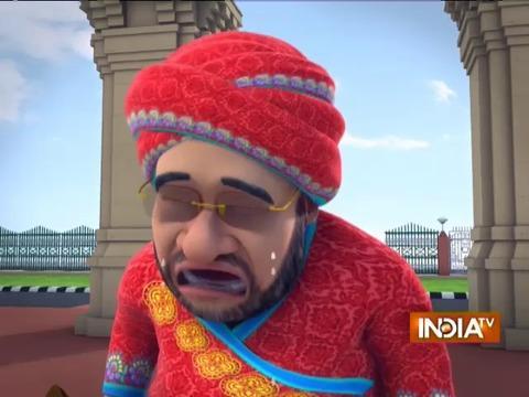 OMG: How Amit Shah Lost Gujarat Political Dandiya Competition