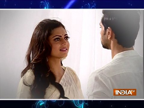 Nandini enters as third person between Kunal and Mauli's romance in Silsila
