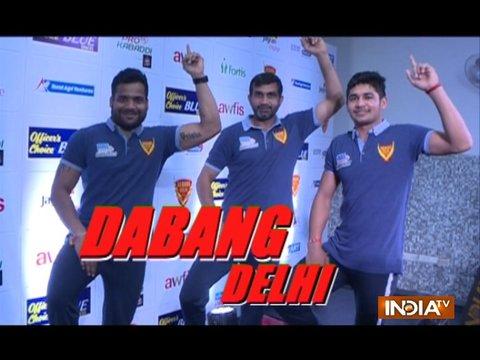 दिल्ली चरण में सभी 6 मैच जीतने की कोशिश करेंगे: दबंग दिल्ली