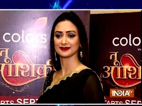 SBAS: New show of Colors ''Tu Aashiqui'' launched