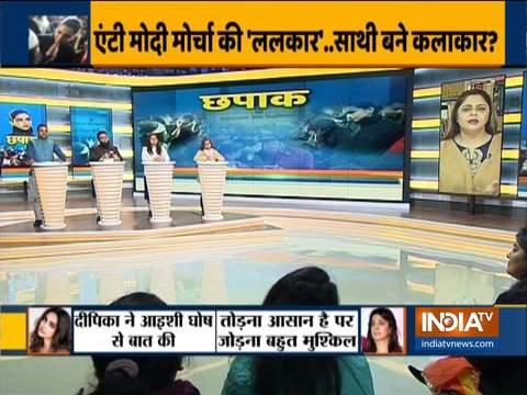 Kurukshetra: Debate on Deepika Padukone's JNU visit