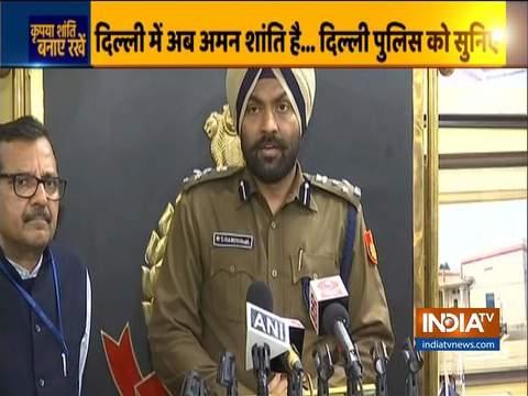 दिल्ली हिंसा मामले में 18 एफआईआर दर्ज, 106 लोग गिरफ्तार: दिल्ली पुलिस